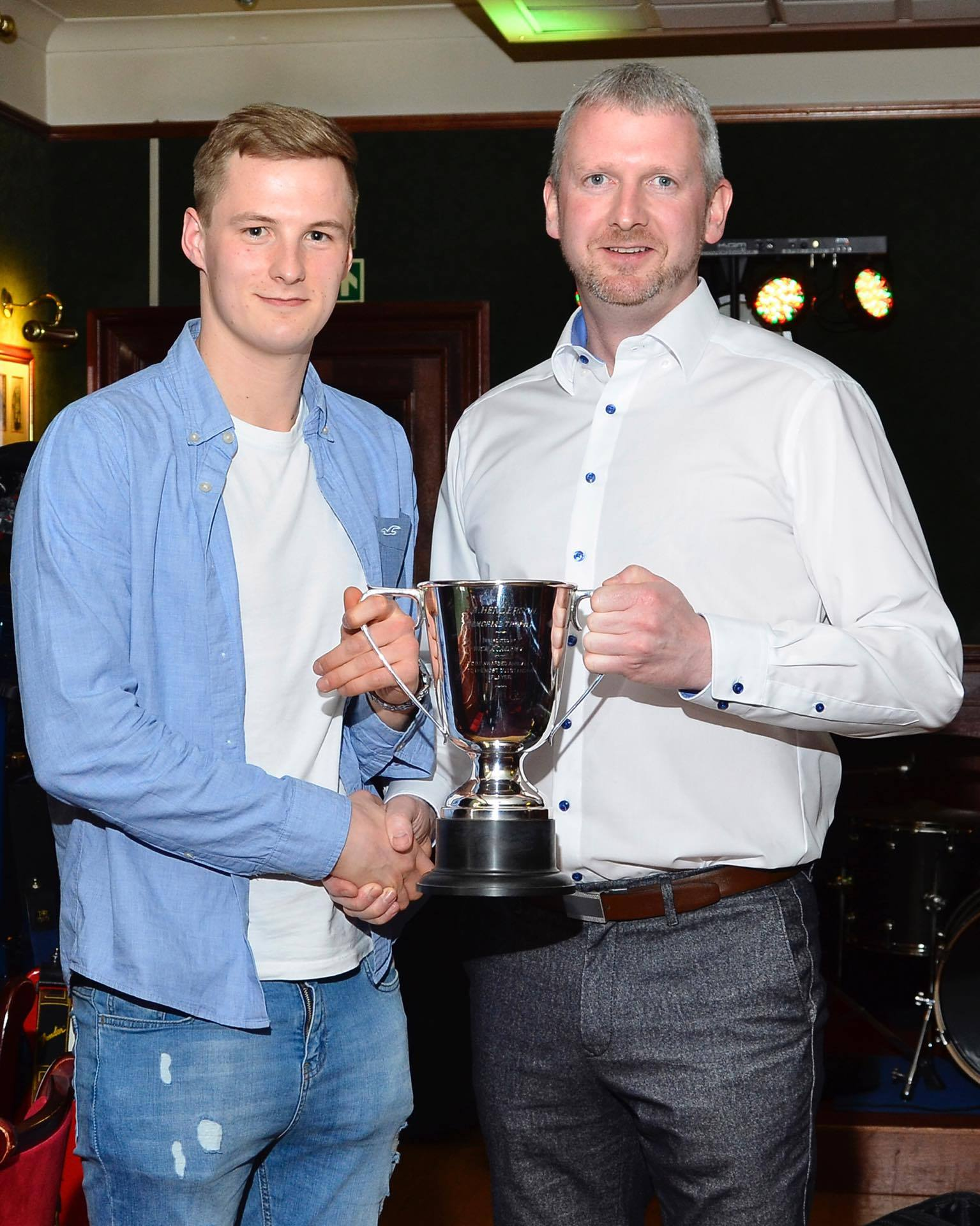 Players Player Year - Steven Anderson